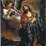 Guercino, Cristo nell'orto degli ulivi
